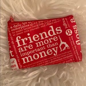 lululemon athletica Coin Purse
